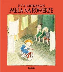 Mela-na-rowerze