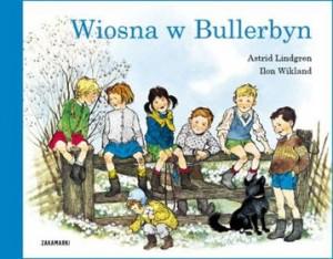 książka Astrid Lindgren Dzieci w Bullerbyn