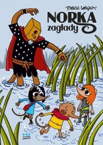 książka norka_zaglady
