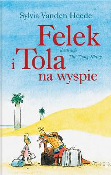 Felek i Tola na wyspie1